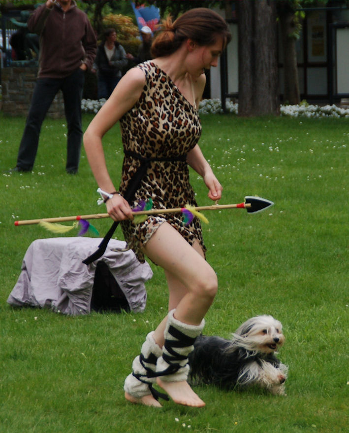 Dog Dance Demonstraties - photos